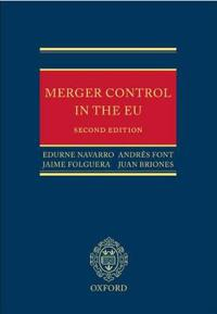 Merger Control in the European Union