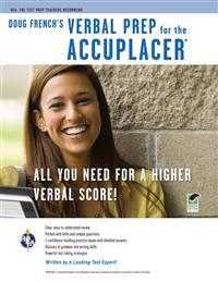 Accuplacer(r) Doug French's Verbal Prep