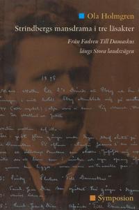 Strindbergs mansdrama i tre läsakter : från Fadren Till Damaskus längs Stora landsvägen