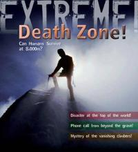 Extreme science: death zone - can humans survive at 8000 metres?