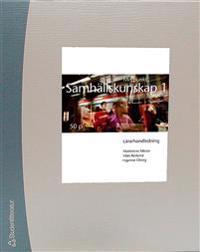 Mittpunkt Samhällskunskap 1 - Lärarpärm med webbdel