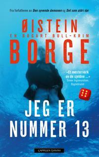 Jeg er nummer 13 - Øistein Borge   Inprintwriters.org