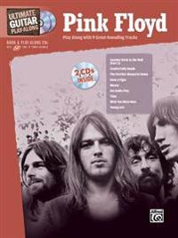 Ultimate Guitar Play-Along: Pink Floyd [With Play-Along CD]