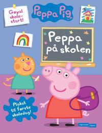 Peppa på skolen - Vibeke Ekeland Grønn   Inprintwriters.org