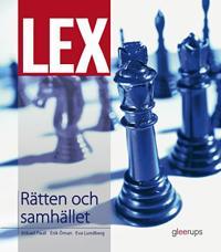 LEX Rätten och samhället, fakta- och övningsbok