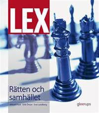 LEX Rätten och samhället  Fakta och övningar