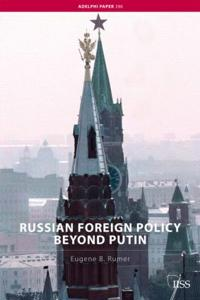 Russia Foreign Policy Beyond Putin