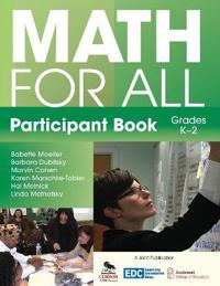 Math for All Participant Book, Grades K-2