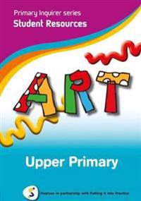 Primary Inquirer series: Art Upper Primary Student CD