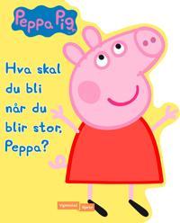 Peppa Gris hva skal du bli når du blir stor?