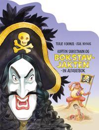 Kaptein Sabeltann og bokstavjakten - Terje Formoe   Inprintwriters.org
