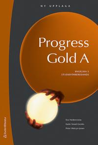 Progress Gold A Elevbok med digital del - Engelska 5