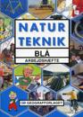 Natur/teknik blå