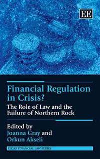 Financial Regulation in Crisis?