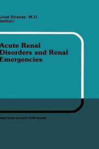 Acute Renal Disorders and Renal Emergencies