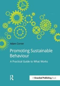 Promoting Sustainable Behaviour