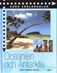 Oceanien och Antarktis