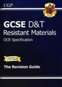 GCSE DesignTechnology Resistant Materials OCR Revision Guide (A*-G Course)