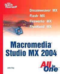 Sams Teach Yourself Macromedia Studio Mx 2004