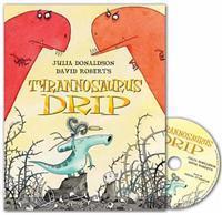 Tyrannosaurus Drip Book and CD Pack