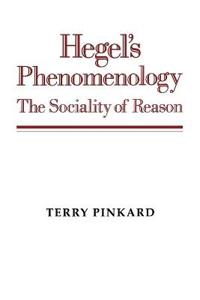 Hegel's Phenomenology