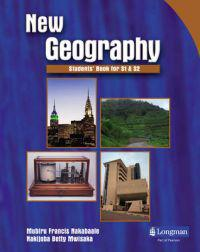 New Geography Students' Book for Senior 1 and Senior 2