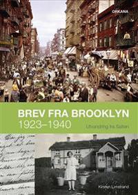 Brev fra Brooklyn 1923-1940 - Kirsten Limstrand | Ridgeroadrun.org