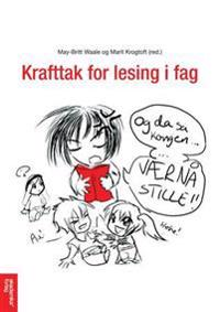 Krafttak for lesing i fag
