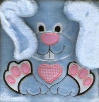 Blå kaninen  /  Gula valpen