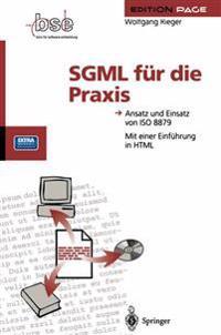 SGML F r Die Praxis