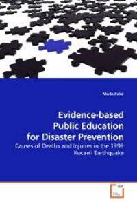 Evidence-based Public Education for Disaster Prevention