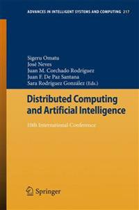Distributed Computing and Artificial Intelligence