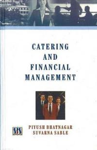 Catering and Financial Management