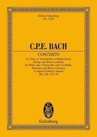 Carl Philipp Emanuel Bach: Concerto a Major