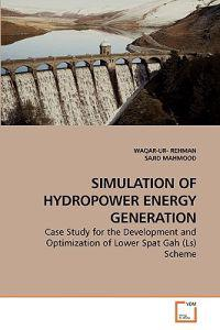 Simulation of Hydropower Energy Generation