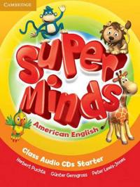Super Minds American English Starter Class Audio Cds
