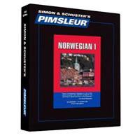 Pimsleur Norwegian Level 1 CD: Learn to Speak and Understand Norwegian with Pimsleur Language Programs