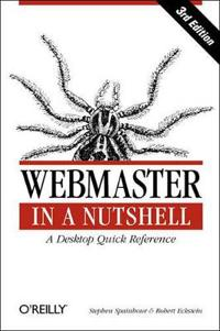 Webmaster in a Nutshell, 3rd Edition