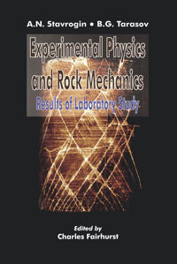 Experimental Physics and Rock Mechanics