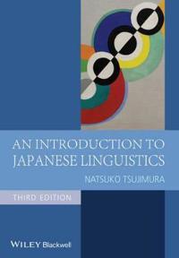 Intro to Japanese Linguistics
