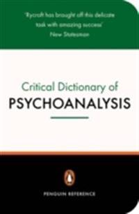 Critical dictionary of psychoanalysis