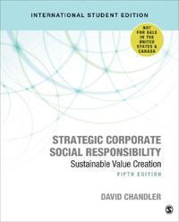 Strategic Corporate Social Responsibility - International Student Edition