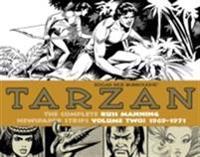 Tarzan: the Complete Russ Manning Newspaper Strips, 1969-1971 2