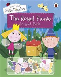 Ben and hollys little kingdom: the royal picnic magnet book - magnet book