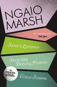 Surfeit of Lampreys / Death and the Dancing Footman / Colour Scheme