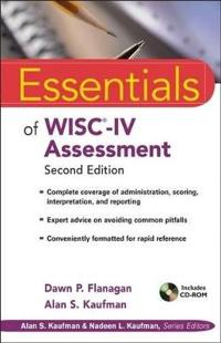 Essentials of Wisc-IV Assessment [With CDROM]
