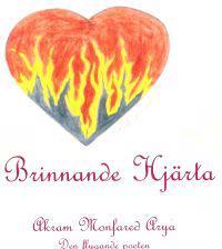 Brinnande hjärta- dikter i urval