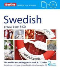 Berlitz Swedish Phrase Book + Cd