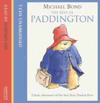 Best of paddington on cd