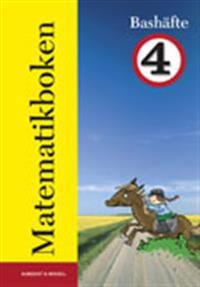 Matematikboken 4 Bashäfte
